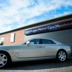 An encounter with the Manchester-born car that became the best in the world I Love Manchester