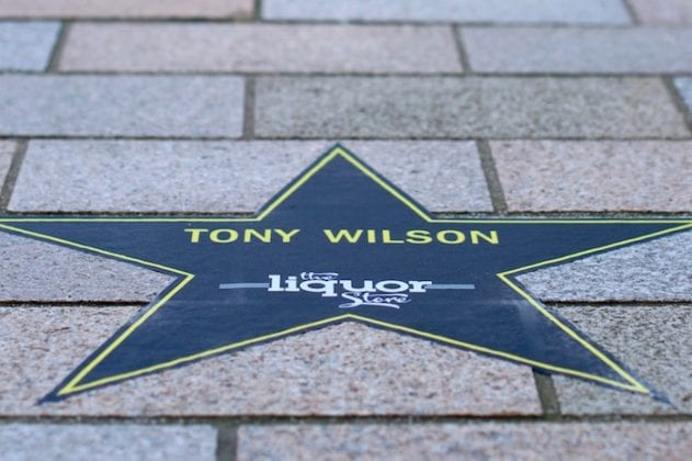 20 famous Manc names revealed on Manchester's first Hollywood-style 'Star Walk' I Love Manchester