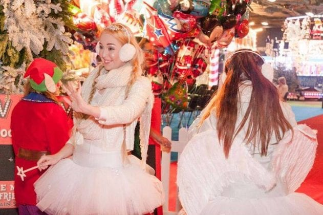 Winter Wonderland: Manchester's biggest indoor Christmas parkis back with a very special guest I Love Manchester