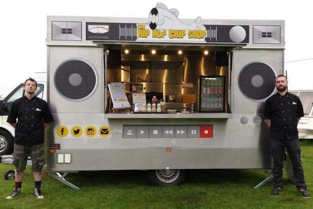 Hip Hop Chip Shop sets up permanent residency in Northern Quarter bar I Love Manchester
