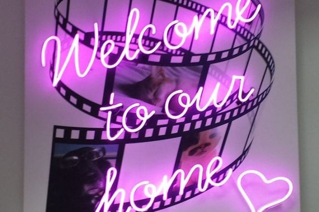 Light up your life (and brand) with custom Neon Creations I Love Manchester