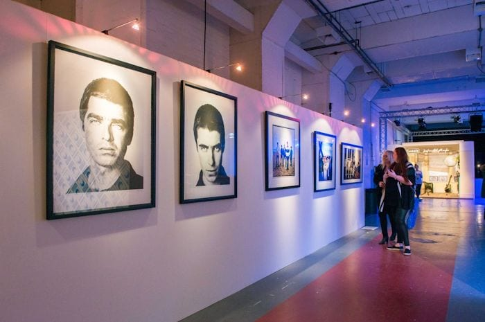 Catch Oasis Exhibition Chasing The Sun While You Can