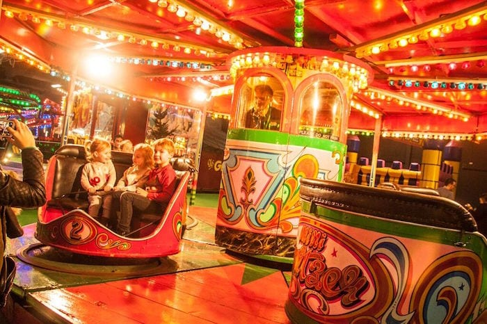 Manchester's biggest indoor Easter funfair is giving you the chance to win a £2000 family holiday I Love Manchester