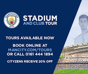 VIDEO: Man City Stadium and Club Tour now available at Etihad I Love Manchester