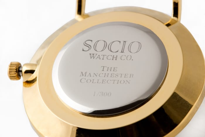 New watch collection pays tribute to Manchester I Love Manchester