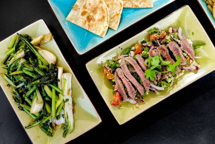 tampopo-restaurant-rare-beef-salad