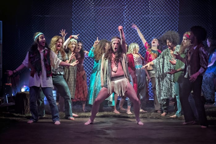 HAIR The Musical: the sixties relived at Hope Mill Theatre I Love Manchester
