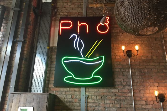 Pho's a go-to for never ending summer flavours I Love Manchester