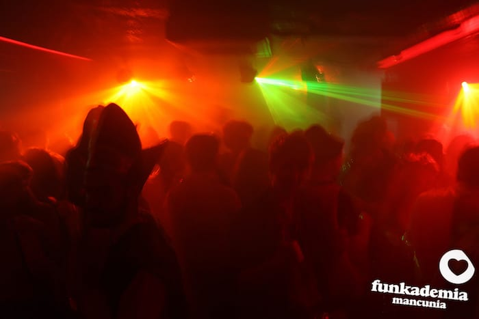 Funkademia New Year's Eve party: Manchester's longest running club night turns 21 I Love Manchester