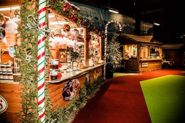 WATCH: The UKs biggest indoor Christmas theme park returns to Manchester I Love Manchester