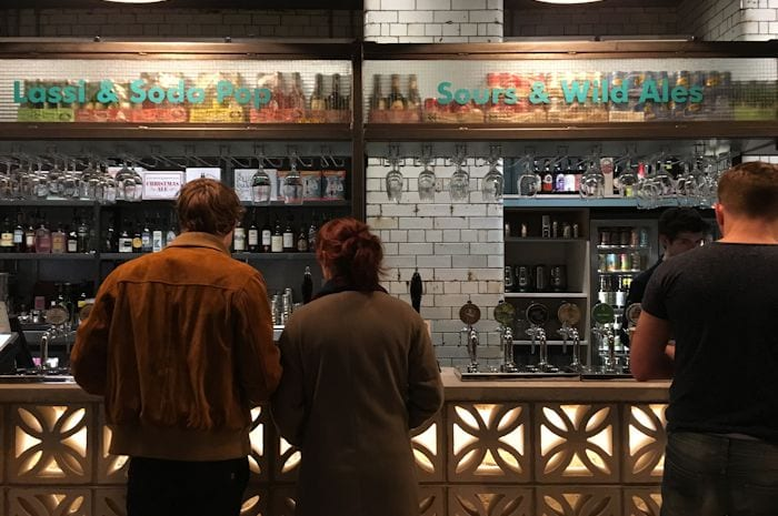 Newly opened Bundobust Manchester turns Piccadilly into veggie street food sanctuary I Love Manchester