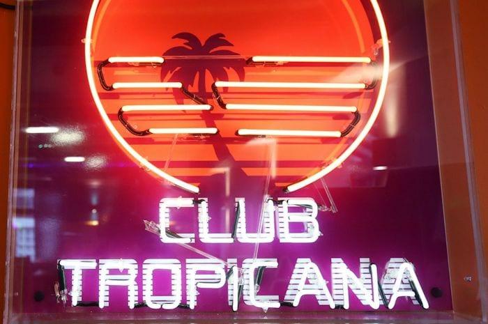 Manchester's retro retreat Club Tropicana relaunches after major refurb I Love Manchester