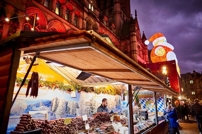 Manchester Christmas Markets voted amongst the biggest and best in Europe as they close for 2016 I Love Manchester