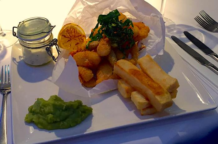 OH MY COD! We've found the best fish and chips in Gtr Manchester I Love Manchester