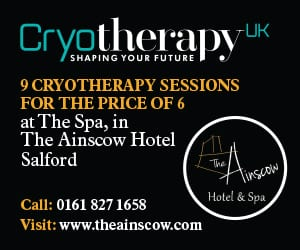 Can cryotherapy heal my painful knee injury? I Love Manchester