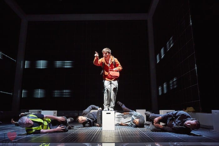 Review: The Curious Incident of the Dog in the Night-Time at The Lowry I Love Manchester