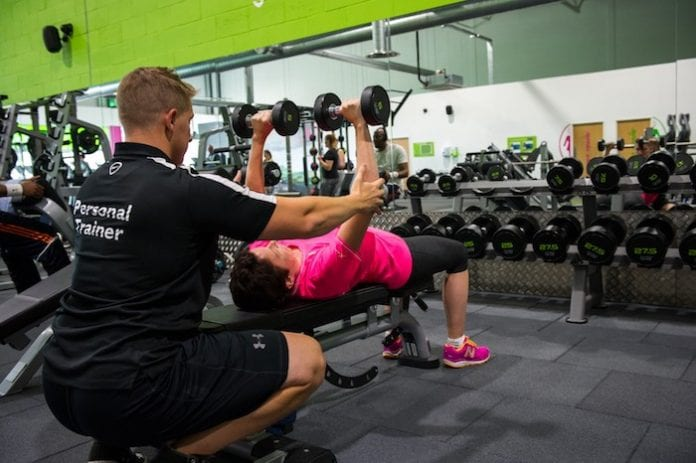 Fit For Less >> Get Fit For Less At Manchester S Newest Gym Opening In