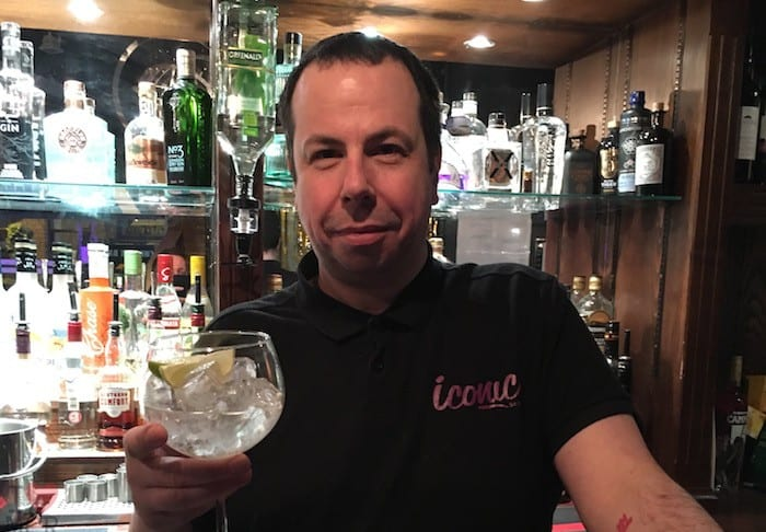 It's gin, gin and more gin at this iconic Gay Village bar I Love Manchester