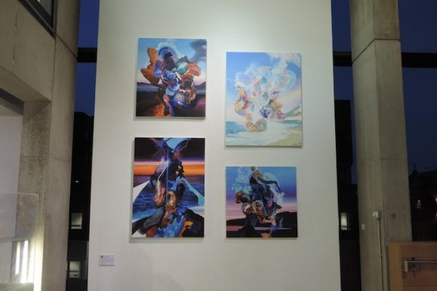 Work by former students of Manchester School of Art goes on display I Love Manchester