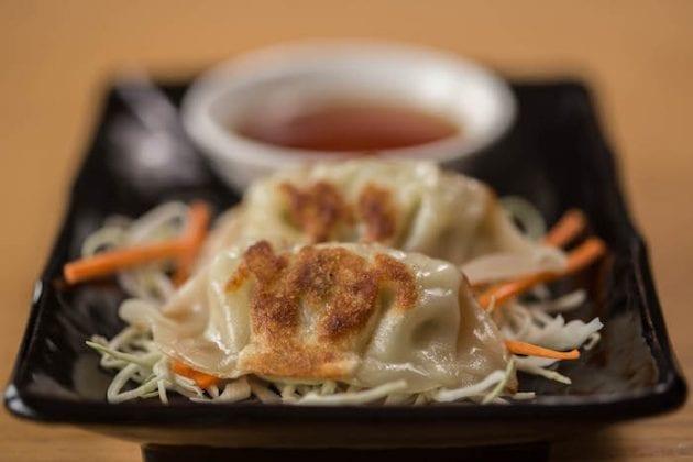 Review: Express Lunch Menu at stylish Japanese restaurant Sapporo Teppanyaki I Love Manchester