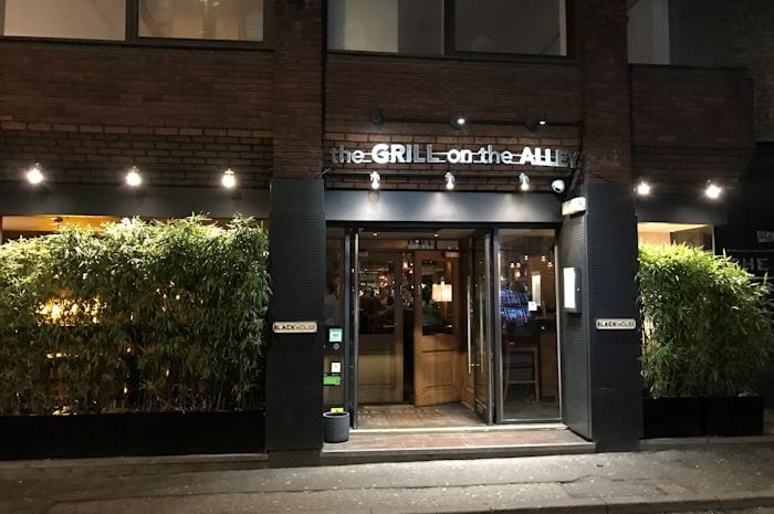 Grill on the Alley set to close as Living Ventures announce more bad news in restaurant slump I Love Manchester