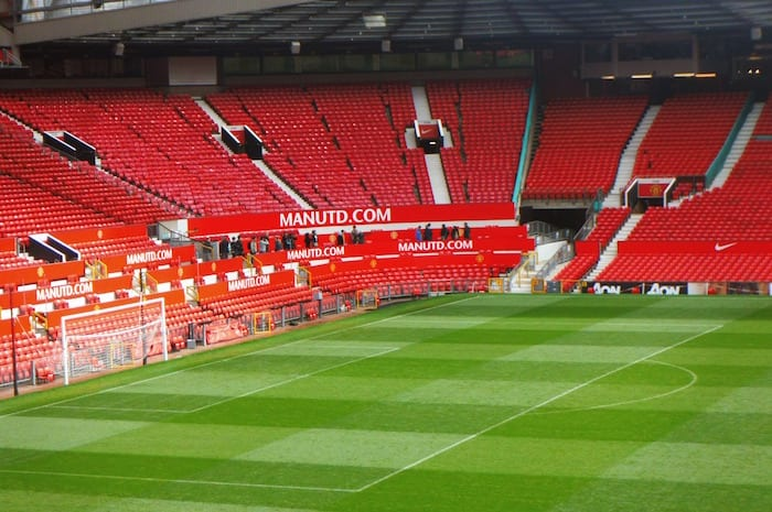 Manchester United invites young rescued Thai footballers to Old Trafford I Love Manchester