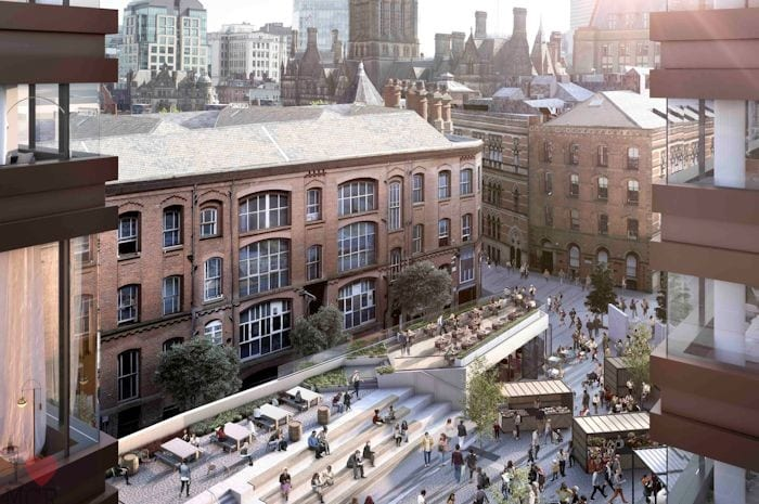 Gary Neville clarifies future of St Michael's development I Love Manchester