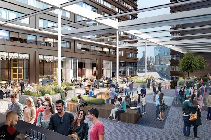 Plans for St. Michael's to 'transform an underused part of the city' submitted to Manchester City Council I Love Manchester