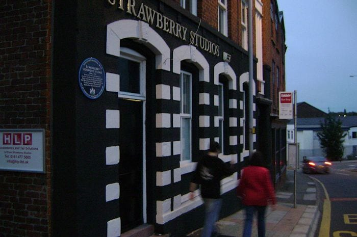 Inside Strawberry Studios - a place where some remarkable music was made I Love Manchester