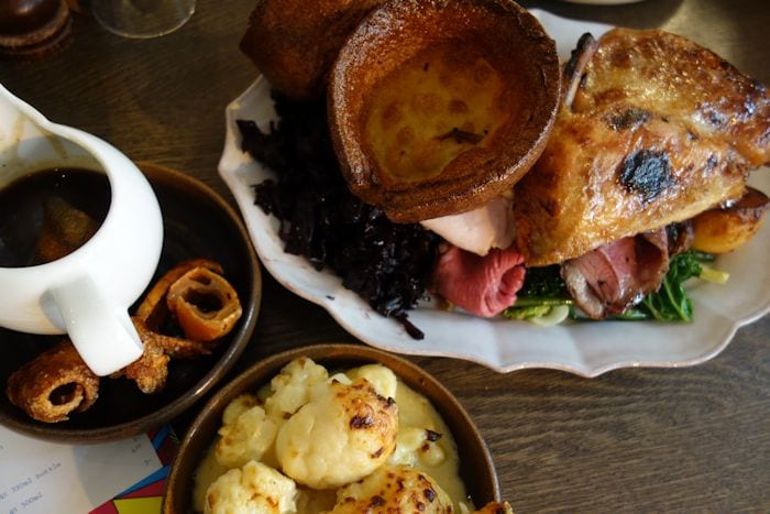 First Taste: Sunday lunch at Refuge Dining Room by Volta I Love Manchester