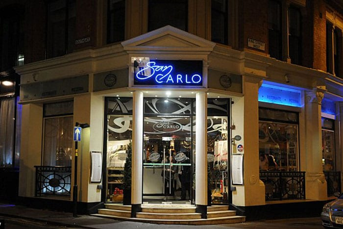 15 years of San Carlo: Marcello Distefano on a brand born in Manchester I Love Manchester