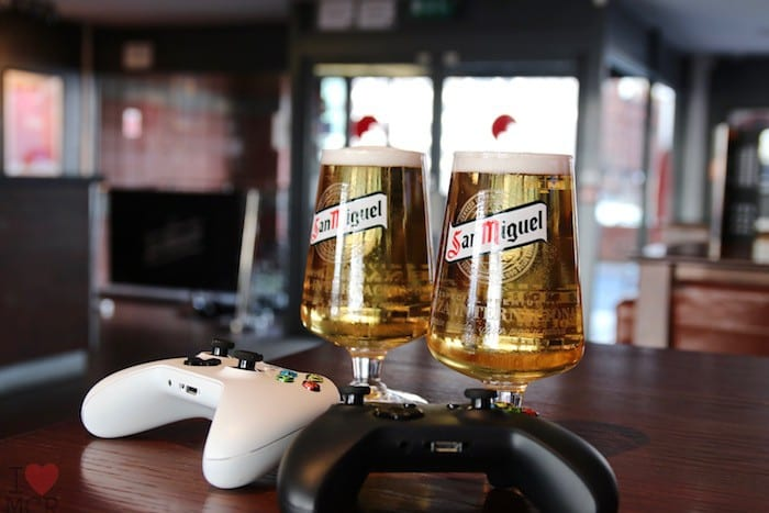You can play FIFA 17 on a 12ft screen at this Manchester sports bar I Love Manchester