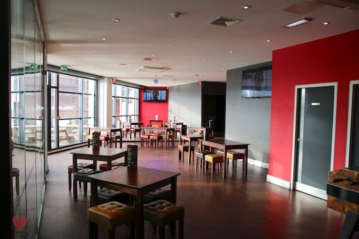 Manchester's ultimate sports bar is the perfect place for canalside summer food and drink I Love Manchester
