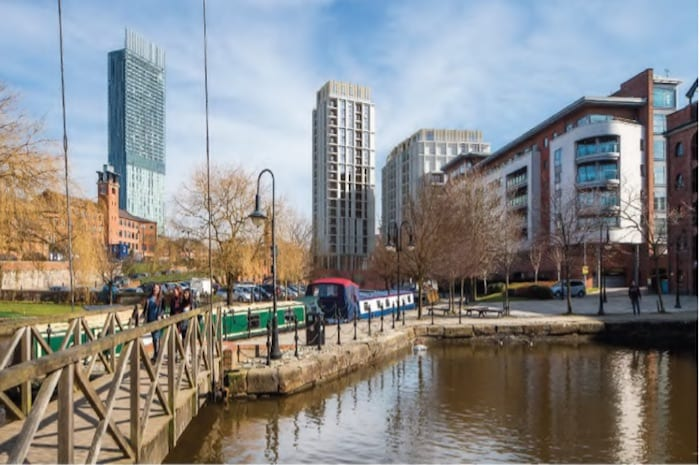 Locals aim to scupper plans for two towers in Castlefield I Love Manchester