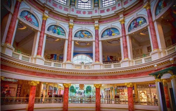 One of the greatest retail success stories of the last two decades: Happy Birthday intu Trafford Centre I Love Manchester