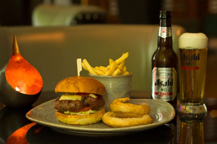 Manchester hotel's gourmet burger in line for national award I Love Manchester