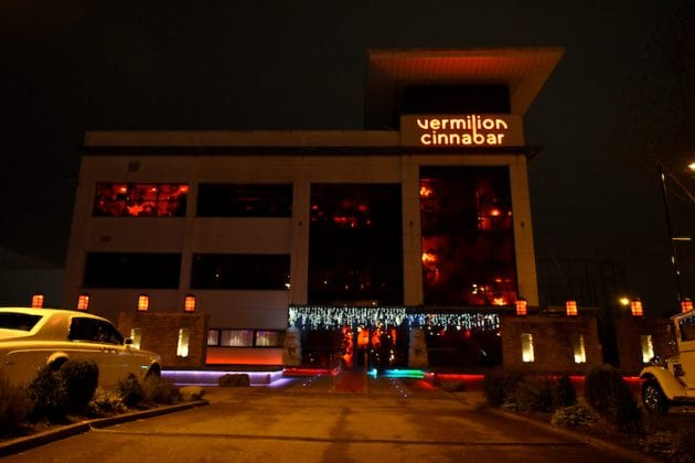 Vermilion restaurant and cocktail bar opens stunning new banqueting hall I Love Manchester