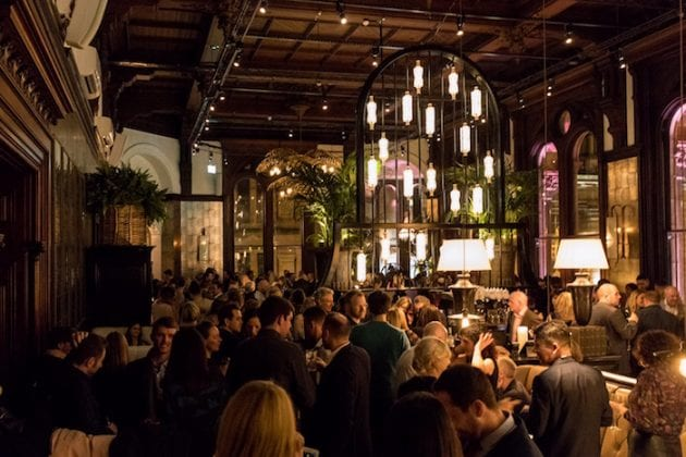 Grand Pacific celebrates its launch with grand VIP party I Love Manchester