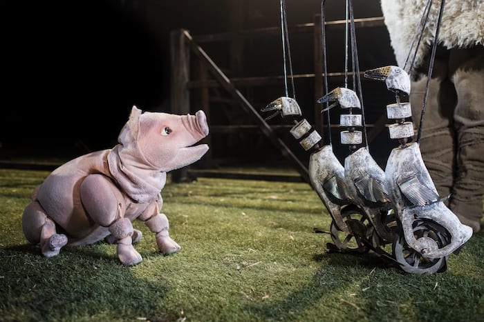 Review: Babe the Sheep-Pig at The Lowry Theatre I Love Manchester