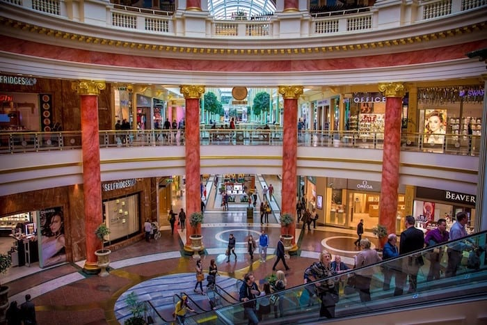 The Stately Pleasure Dome: documentary explores the unique poetry of intu Trafford Centre I Love Manchester