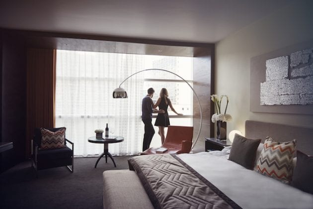 The Lowry Hotel: not just a five star place to stop I Love Manchester
