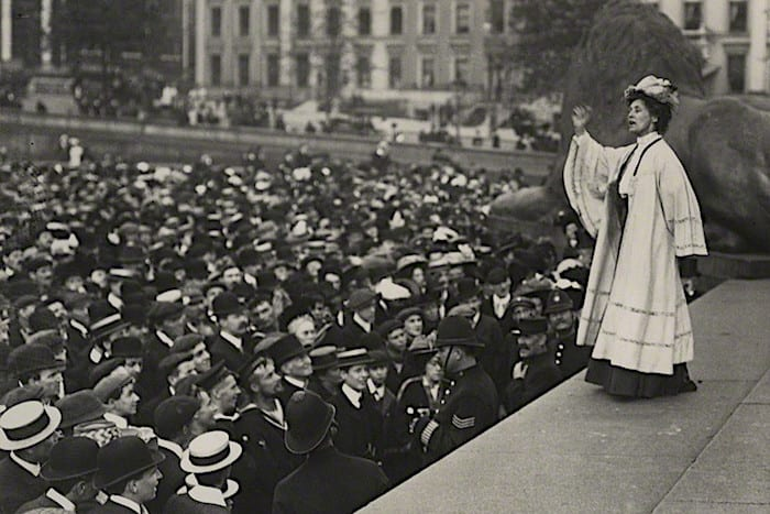 Letter written by first suffragette to be jailed is discovered in Canada I Love Manchester