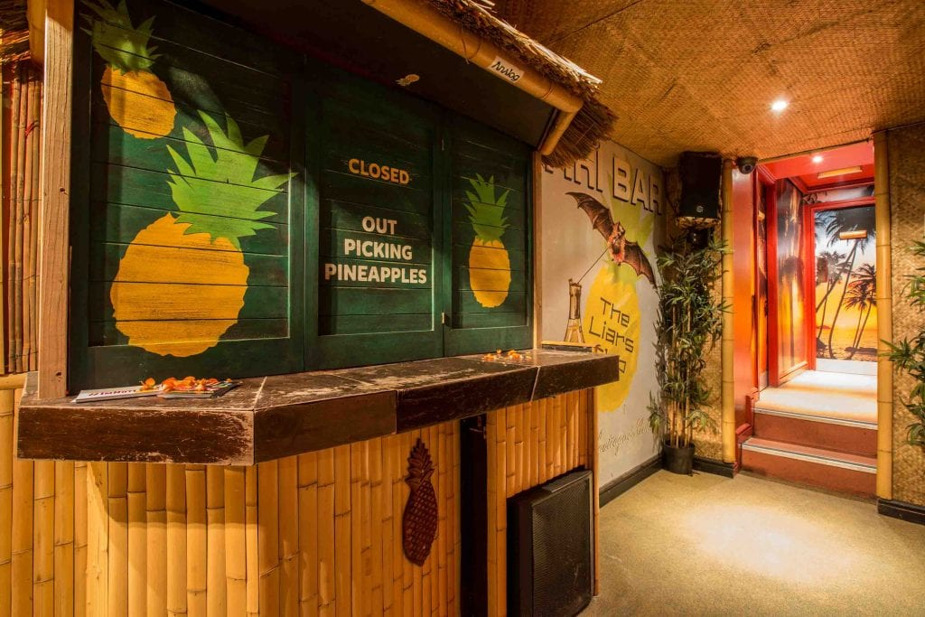 Why some of Manchester's bars and restaurants don a pineapple symbol I Love Manchester