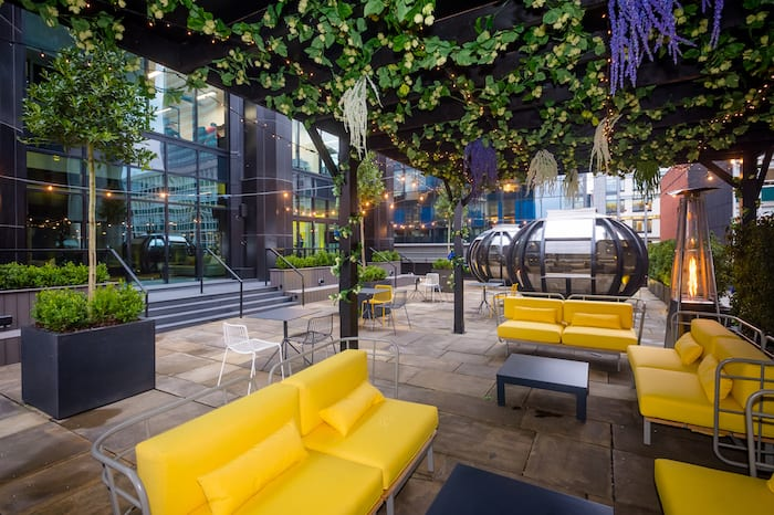 Bruntwood's £8m creative flagship redevelopment Neo open for business I Love Manchester