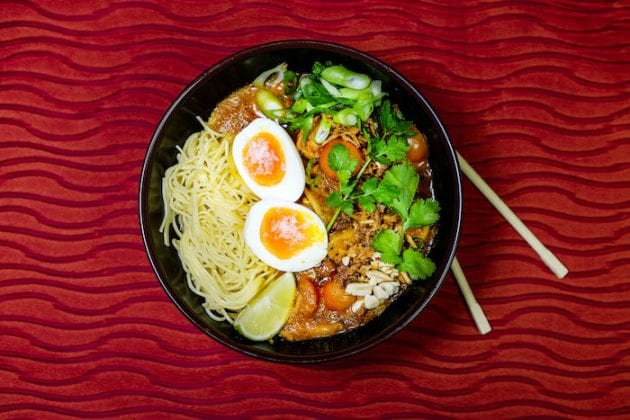 What Pan-Asian eating is all about: Tampopo Supper Club I Love Manchester
