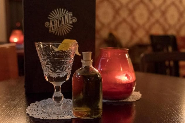This mysterious Manchester cocktail bar will change the way you drink I Love Manchester