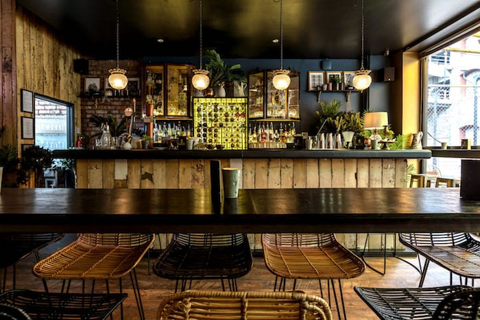 You have to try the cheese and wine weekend deal at this brand new Havana style bar I Love Manchester