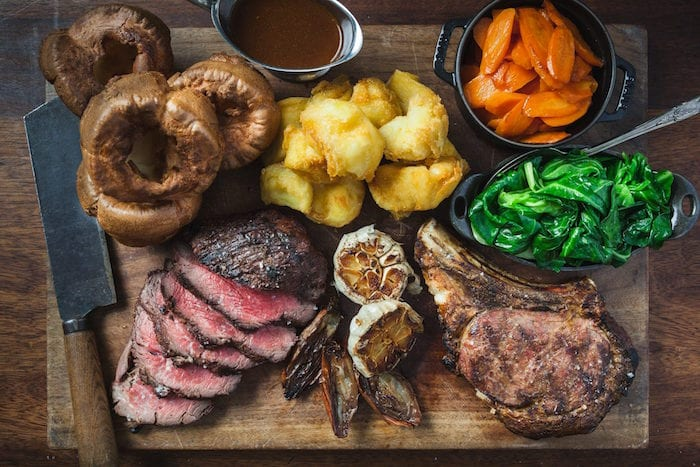 An A-Z of where to get a proper Sunday roast in Manchester I Love Manchester