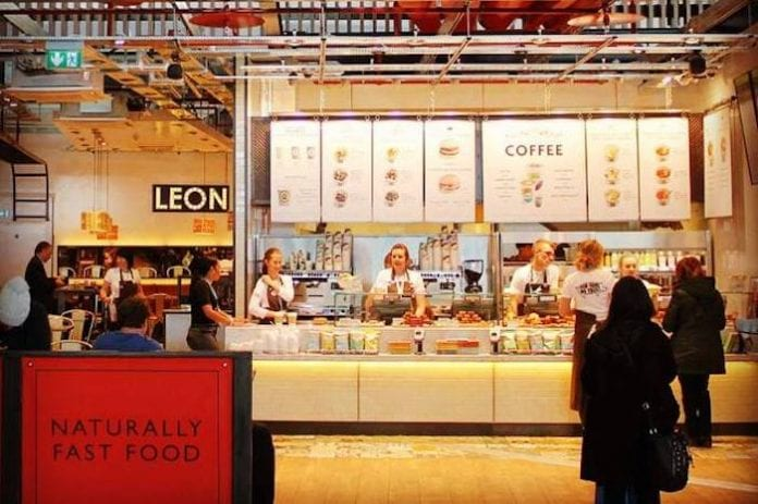 Is This The Future Of Fast Food Healthy London Restaurant