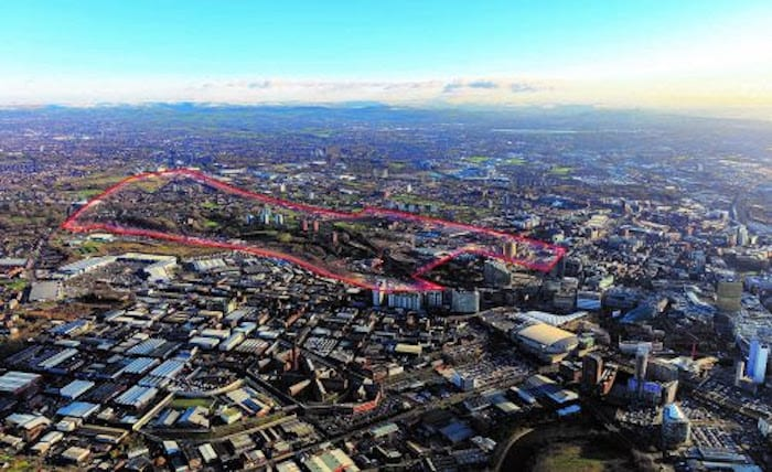 Hong Kong partner announced for one of Manchester's most ambitious regeneration projects I Love Manchester